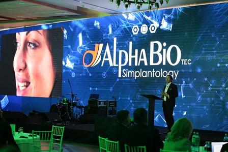 Стоматология Народная на конференции Alfa-bio в Москве