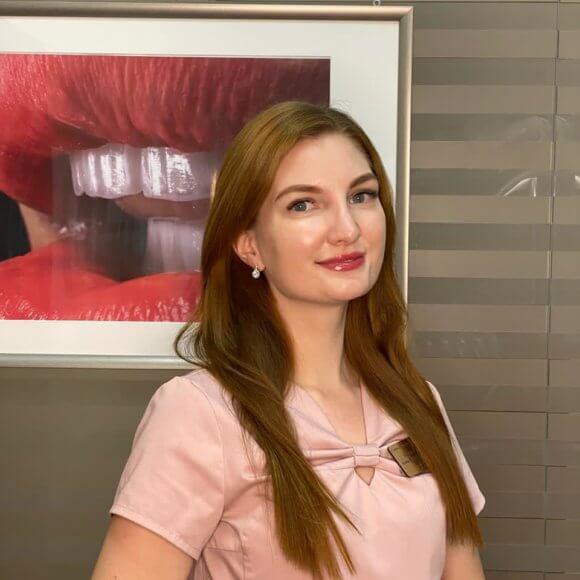 Костюченко Анна Владиславовна